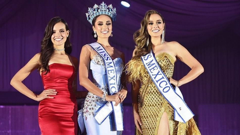 Llamada anónima revela contagio masivo de Covid en el Miss México: 15 candidatas dieron positivo