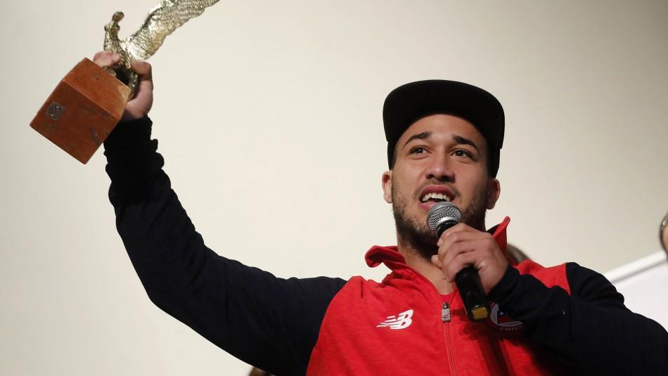 Arley Méndez podrá defender a Chile en los JJOO de Tokio tras doping positivo