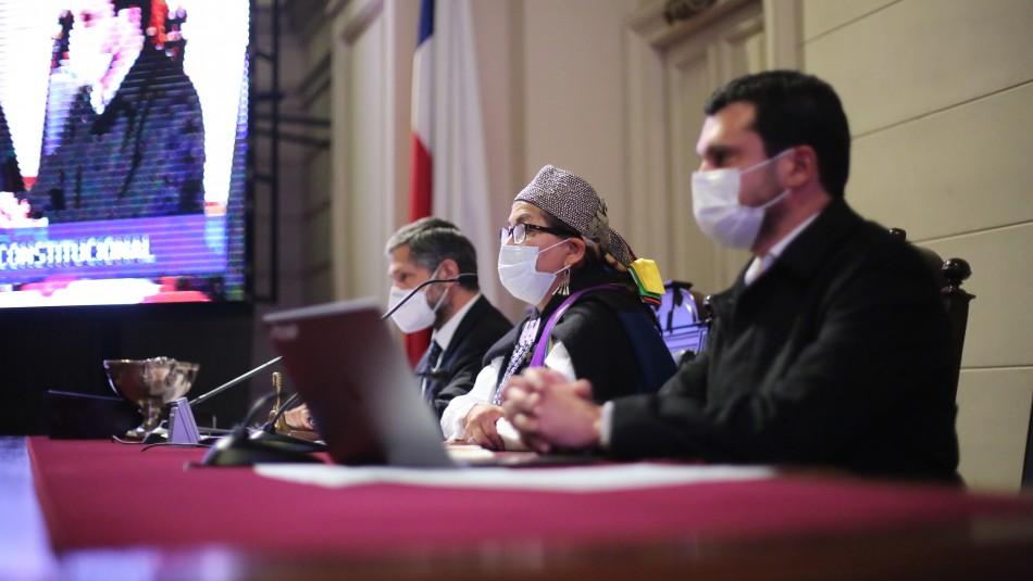 Convención Constitucional de Chile comienza trabajo para redactar la nueva Constitución