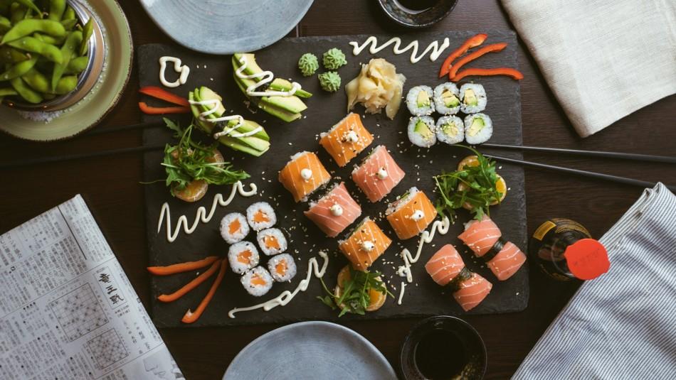 ¿Te sobró algún roll? Revisa cómo puedes conservar el sushi