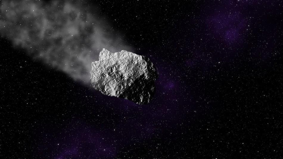 Asteroide del tamaño de una cancha de fútbol y