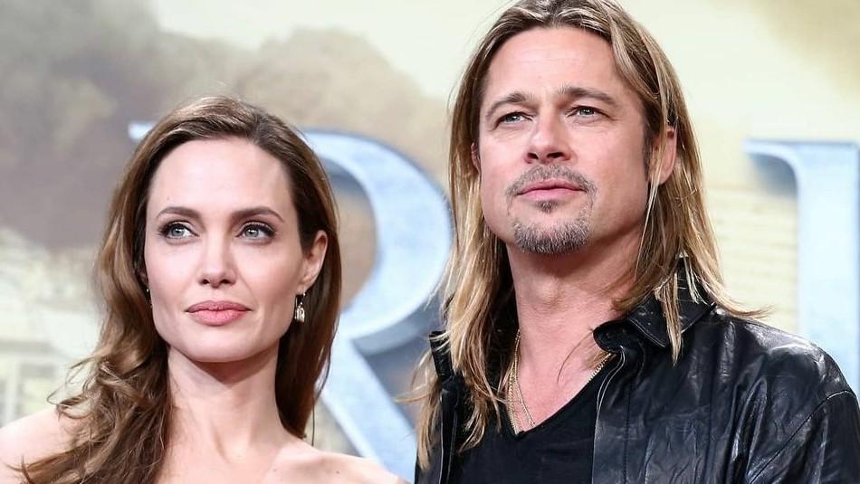 Angelina Jolie sigue la guerra legal contra Brad Pitt: Quiere vender un castillo y sus viñedos