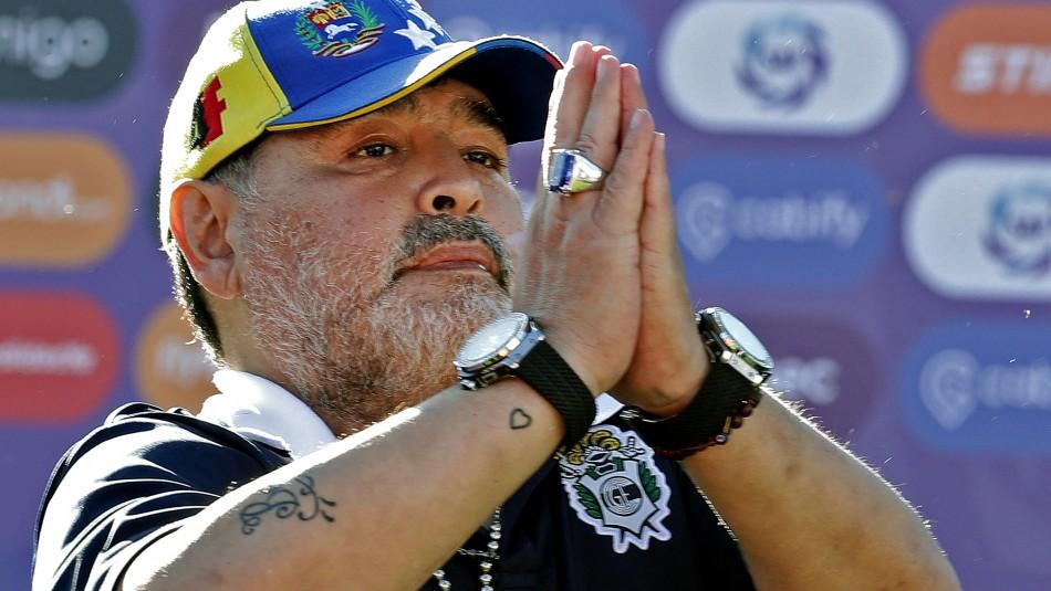 Las fotos que revelan el precario estado de la casa donde murió Diego Maradona