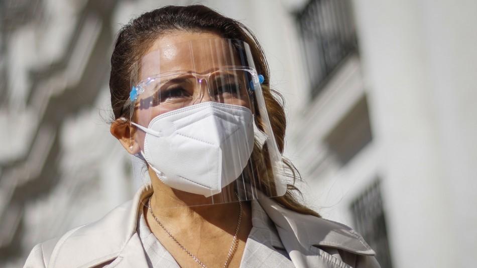Cathy Barriga responde a denuncia por peluches en Maipú: