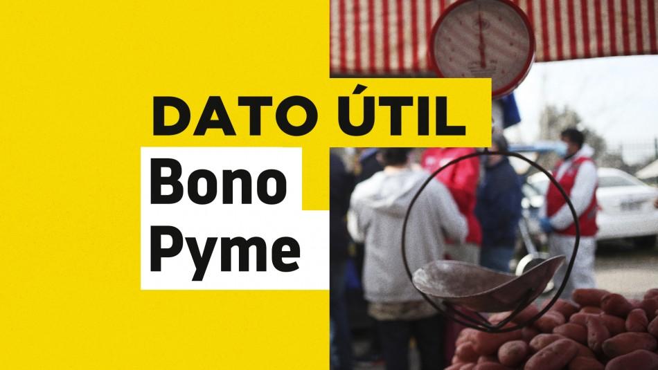Bono Pyme de $1 millón: Conoce la fecha del pago del beneficio