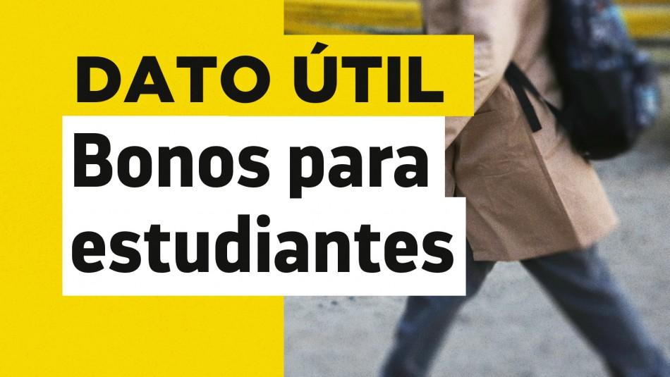 Bono por Asistencia Escolar: ¿Quiénes reciben este beneficio mensual?