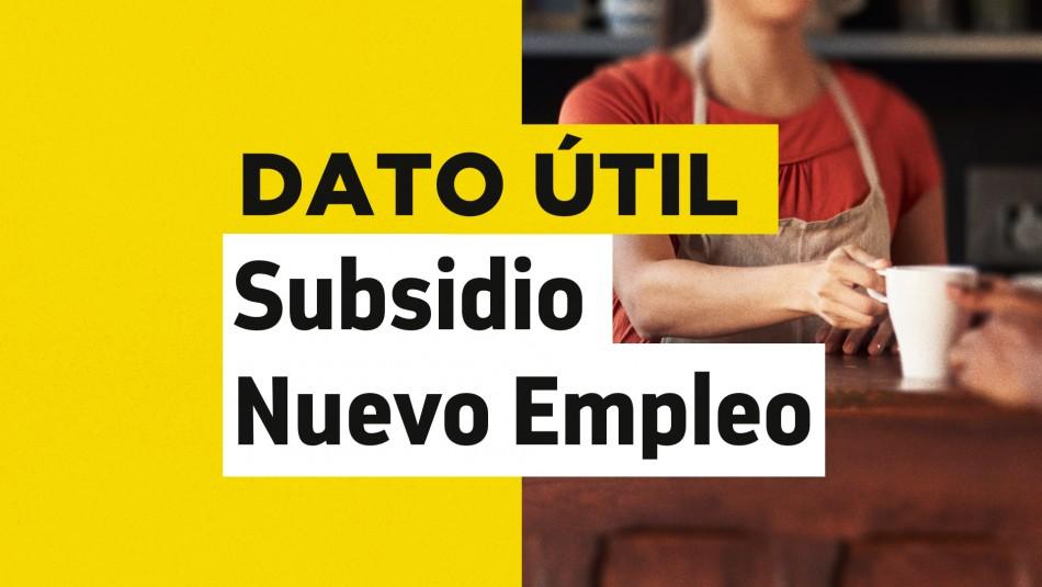 Subsidio al Nuevo Empleo: Este es el calendario de los pagos del beneficio