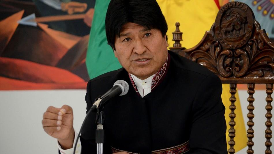 Bolivia denuncia que Argentina envió municiones en la crisis política boliviana de 2019