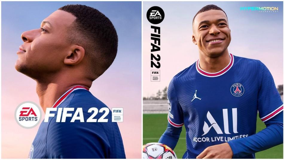 Con Kylian Mbappé en la portada: Esta es la fecha de lanzamiento de FIFA 22