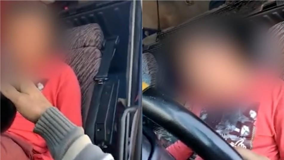 Pensaron que estaba ebrio: Camionero chileno habría sufrido ACV mientras conducía en Argentina