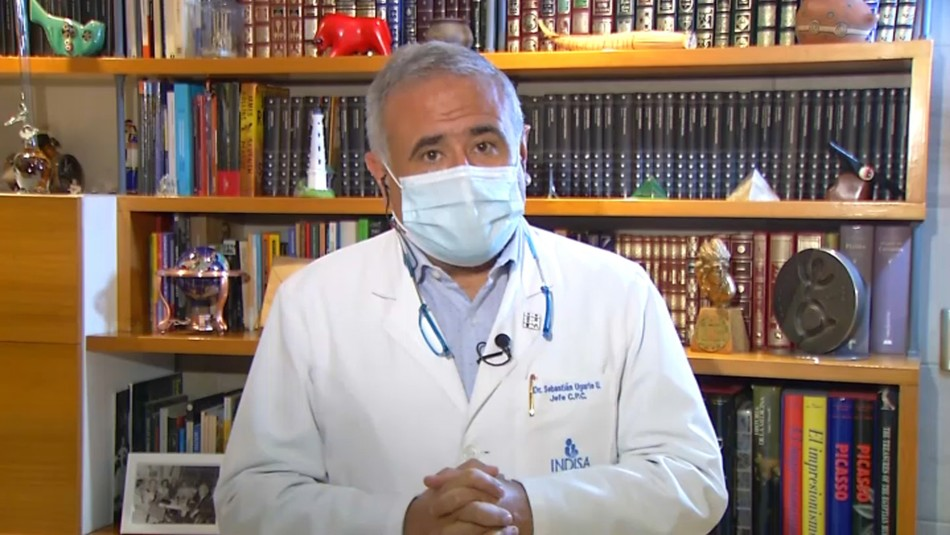 Doctor Ugarte por cambios en el plan Paso a Paso: