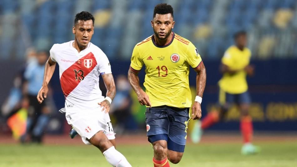 Peru vs. Colombia en vivo