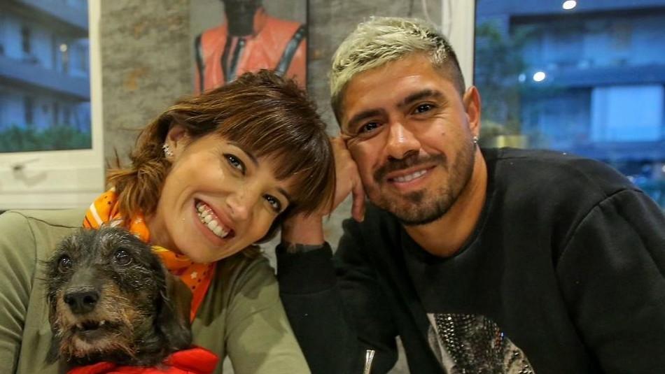 Yamila Reyna y Diego Sánchez