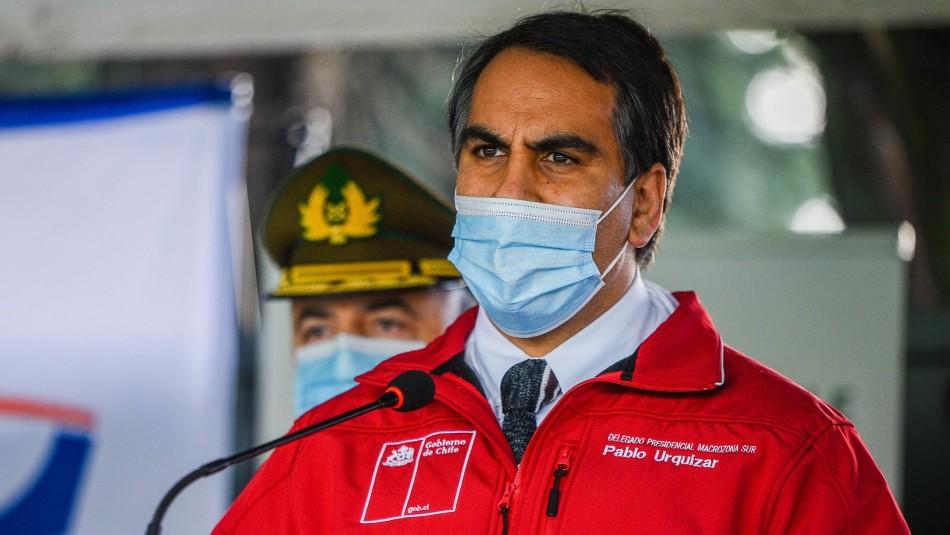 Coordinador de Macrozona Sur tras ataque en Carahue: