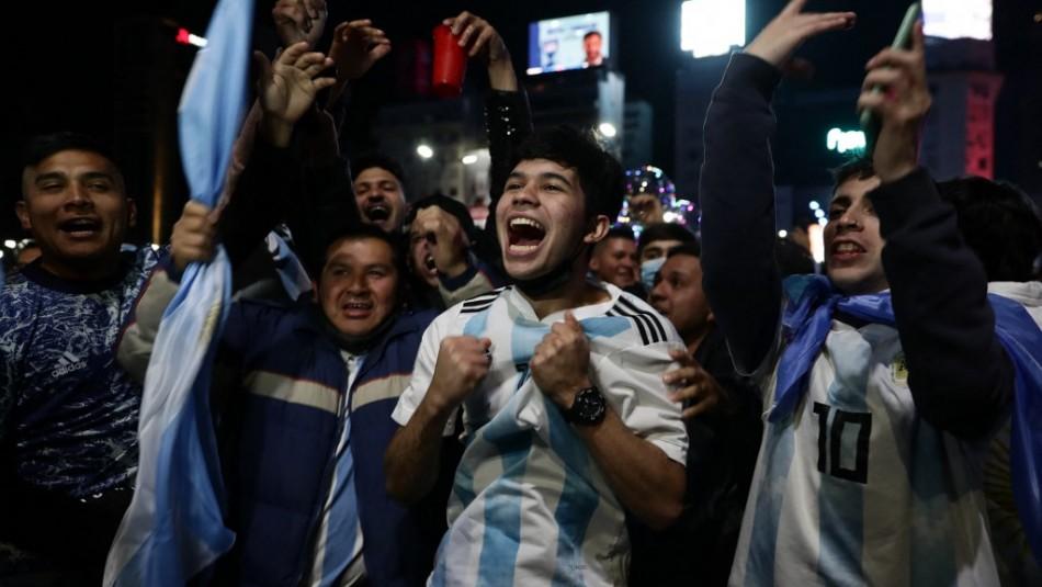 Argentina celebra el triunfo en Copa América: hasta los hijos de Messi se unieron a los festejos