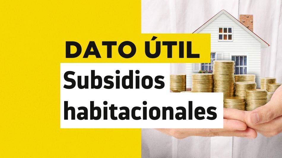 Minvu Conecta: Así puedes conocer el subsidio habitacional que más te conviene
