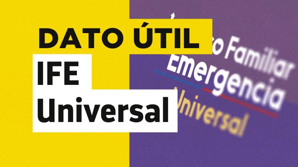 IFE Universal: Revisa el estado de pago de tu bono