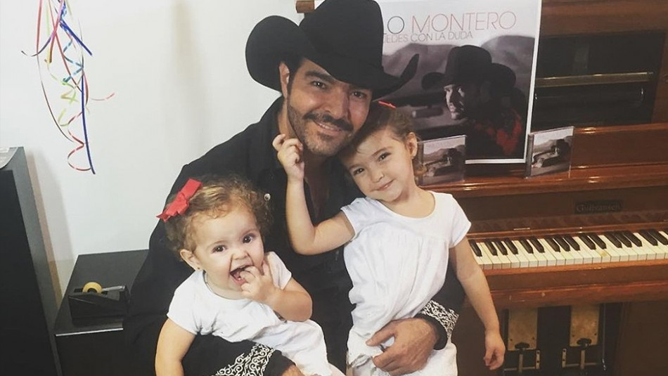 Pablo Montero no tendría dinero para pagar pensión de hijas y acusa a ex de violencia infantil