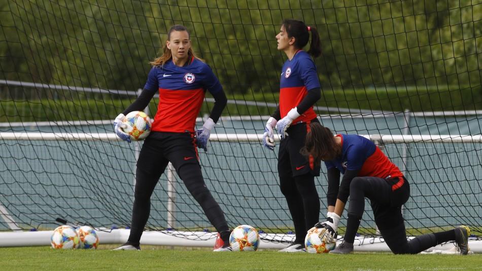 Selección Femenina de Chile cumple su último entrenamiento antes de viajar a Tokio