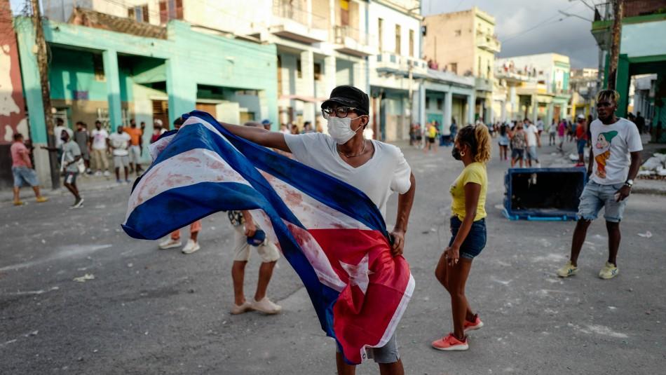 Presidente de Cuba acusa a EEUU de querer provocar