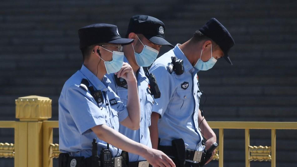 Derrumbe de un hotel en China deja al menos un muerto y 10 desaparecidos