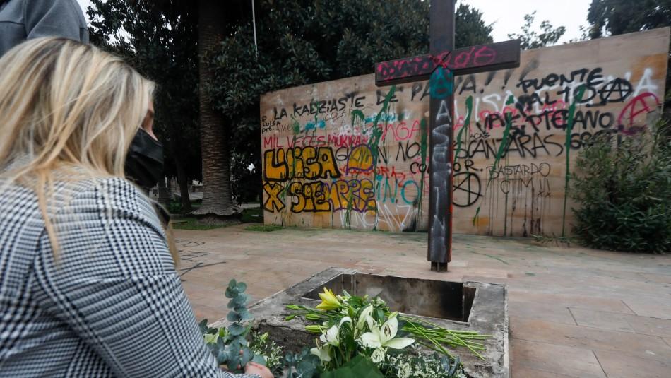 UDI anuncia acciones legales por ataque a tumba de Jaime Guzmán y robo de cenizas de su madre