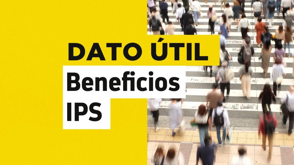 Solo con tu RUT: Así puedes conocer cuándo recibes el pago de tus beneficios del IPS