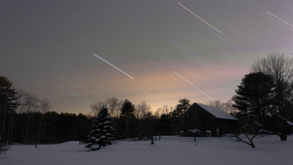 Dos lluvias de estrellas en un mes: Revisa cuándo y cómo podrás verlas