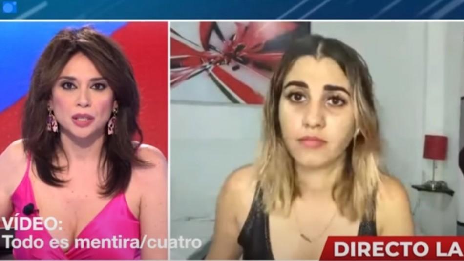 Youtuber cubana es detenida mientras era entrevistada en vivo: