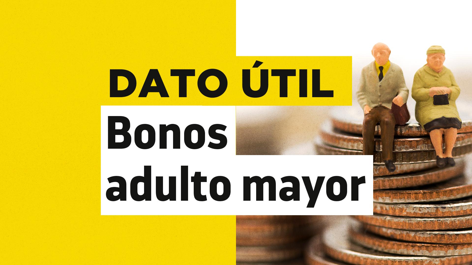 Bono adulto mayor 2021