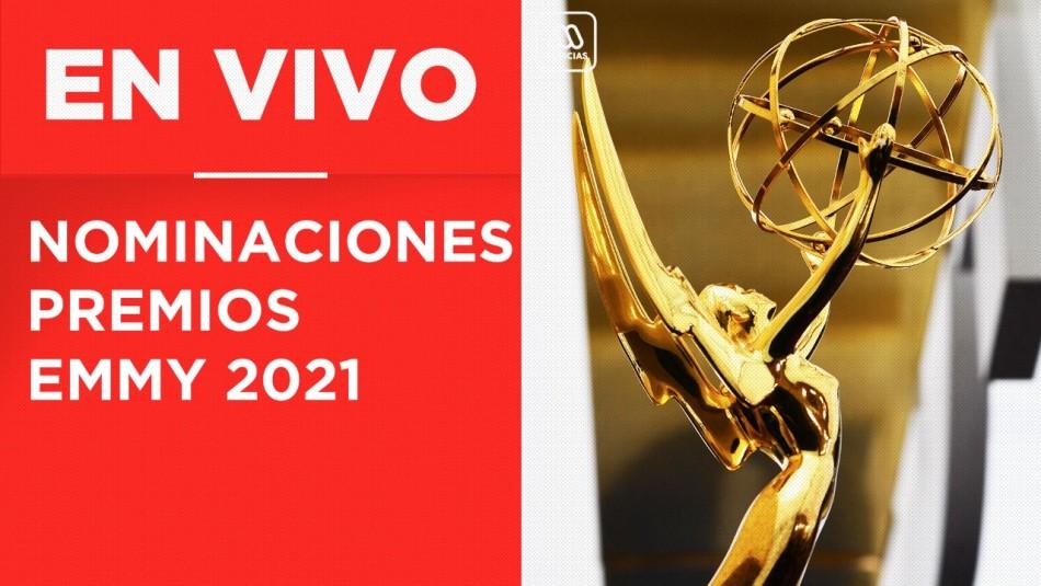 Premios Emmy en vivo
