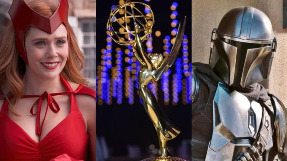 WandaVision y The Mandalorian en los Emmy