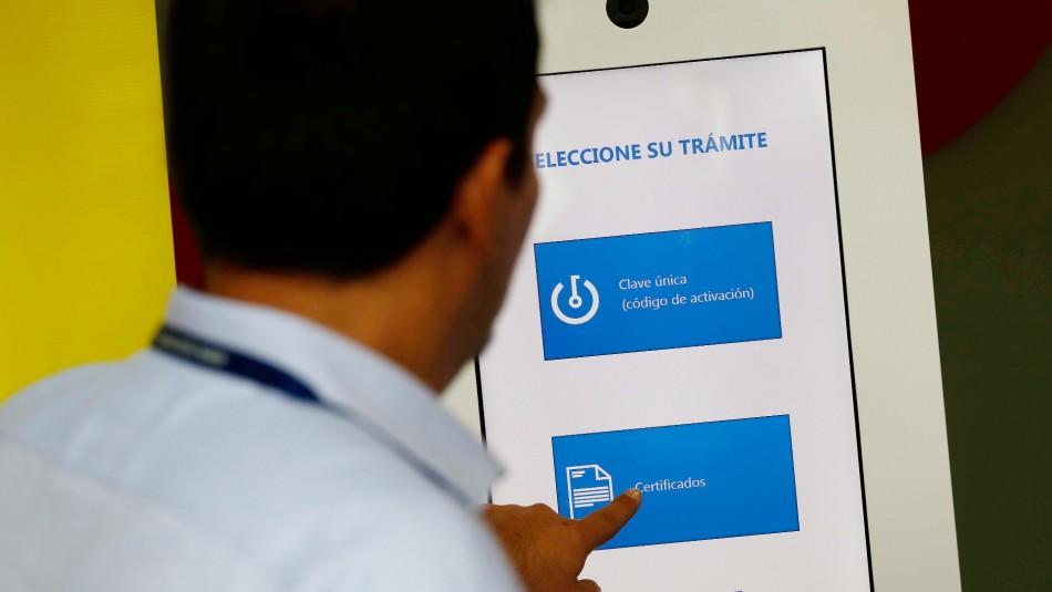 Usuarios reportan caída de sistema para ingreso con Clave Única