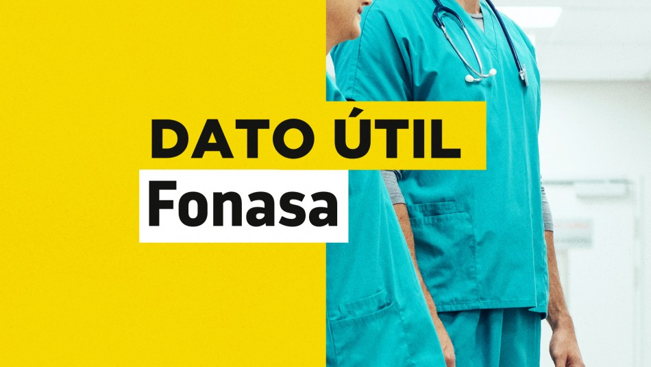 ¿Eres afiliado a Fonasa?: Conoce aquí los beneficios que puedes recibir