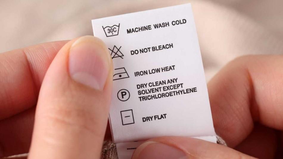 ¿Sabes leer las etiquetas?: Revisa cómo lavar correctamente tu ropa para no arruinarla