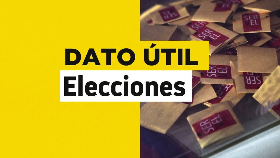 Primarias Presidenciales: Conoce el horario de votación para este domingo