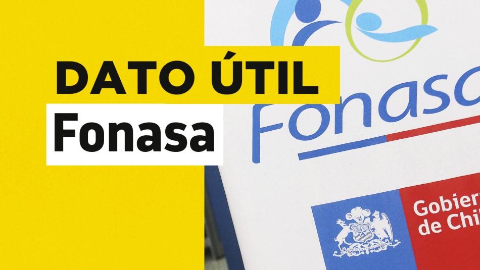 Afiliados a Fonasa: Conoce aquí los beneficios que puedes recibir