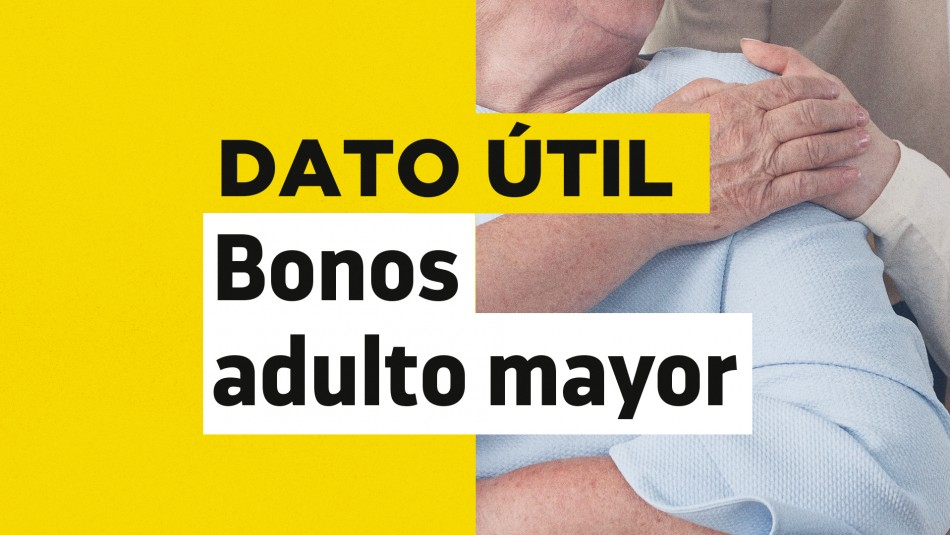 Bonos adultos mayores