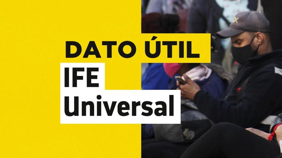 IFE Universal: Conoce los montos que recibirá tu familia en julio