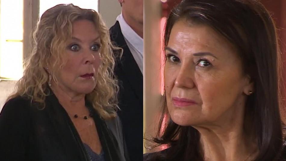 María Luisa y Eliana de Verdades Ocultas