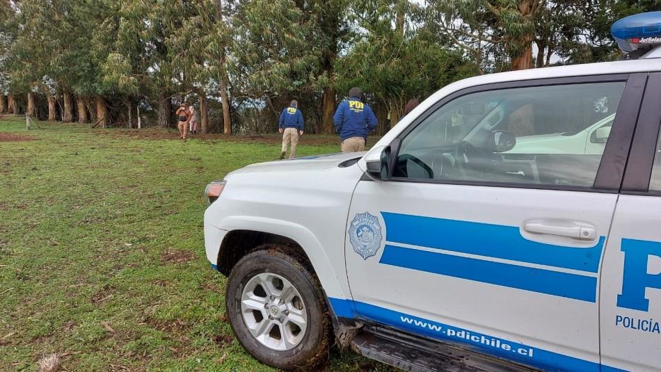 Encuentran muerto a trabajador perdido desde el sábado en Osorno
