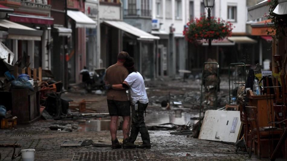Aumenta a 81 el número de muertos en inundaciones tras intenso temporal en Alemania