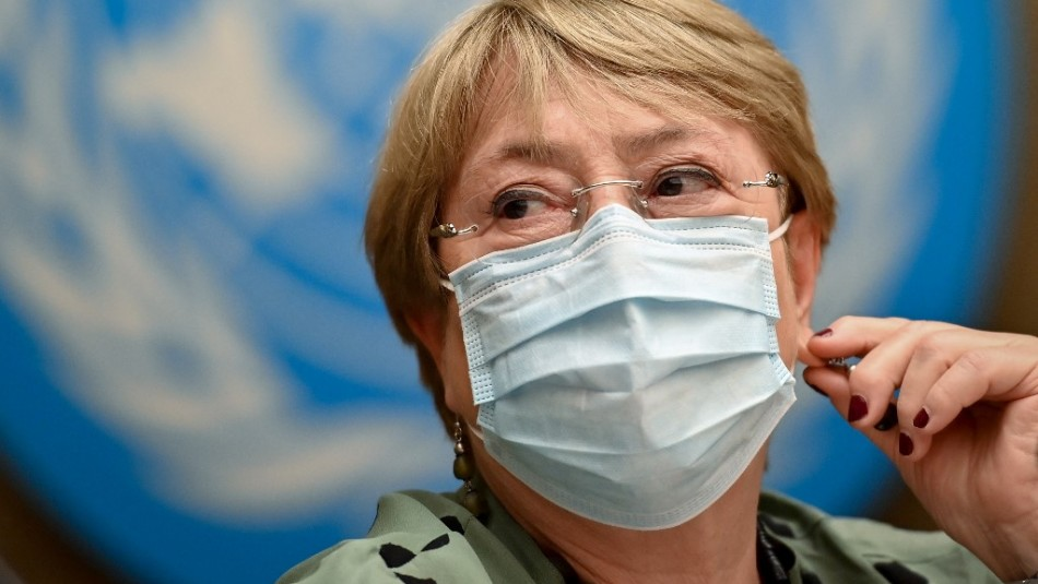 Bachelet pide liberación urgente de manifestantes e insta al diálogo en Cuba