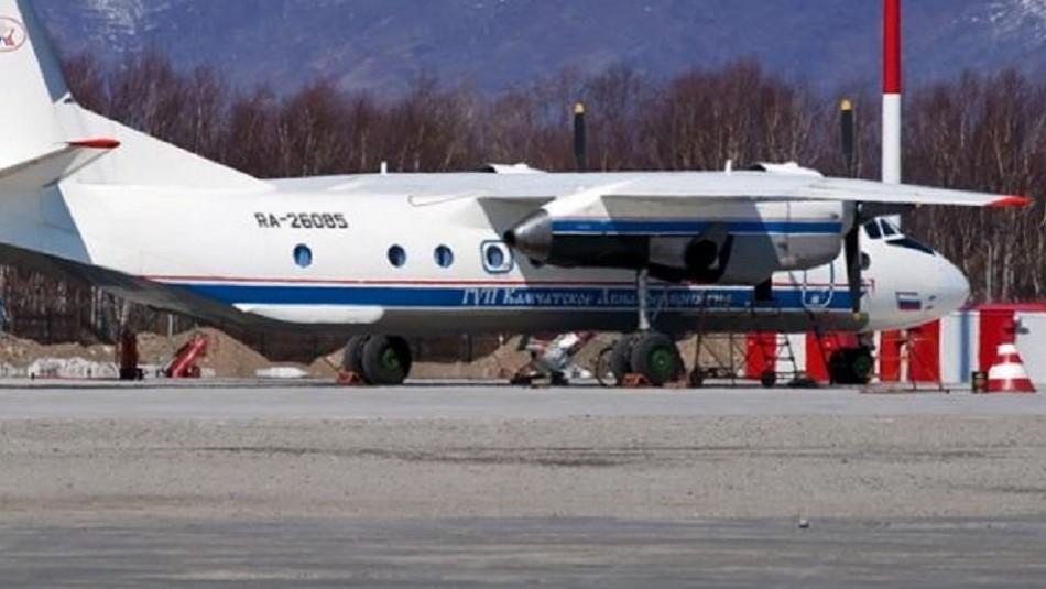 Las 18 personas del avión desaparecido en Siberia fueron encontradas