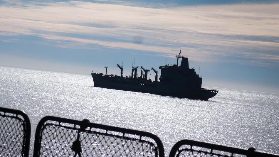 Buque no puede recalar en Quintero por variante Delta: Capitán fue declarado contacto estrecho