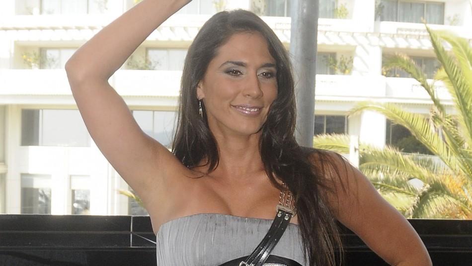 Así luce la cubana Mey Santamaría a 20 años de su primera aparición en TV