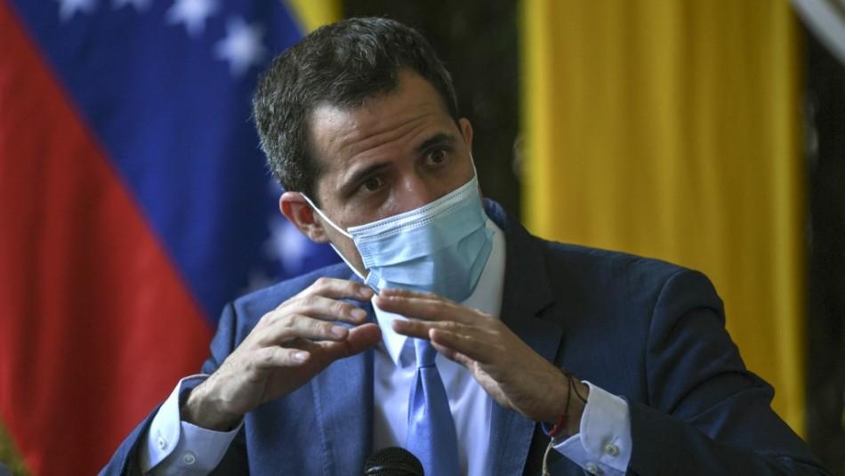 Chile acoge a opositor venezolano en la embajada de Caracas por petición de Guaidó