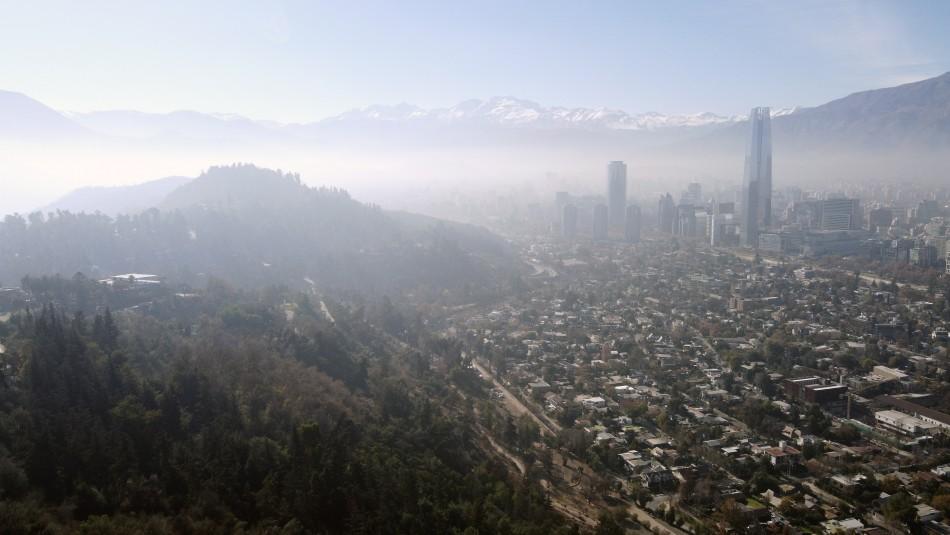 Declaran Alerta Ambiental para este sábado en la Región Metropolitana