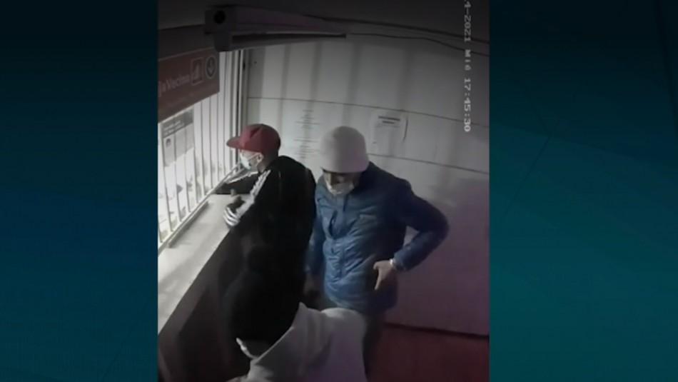 Familia asegura ser víctima de constantes robos en su lugar de trabajo en Conchalí