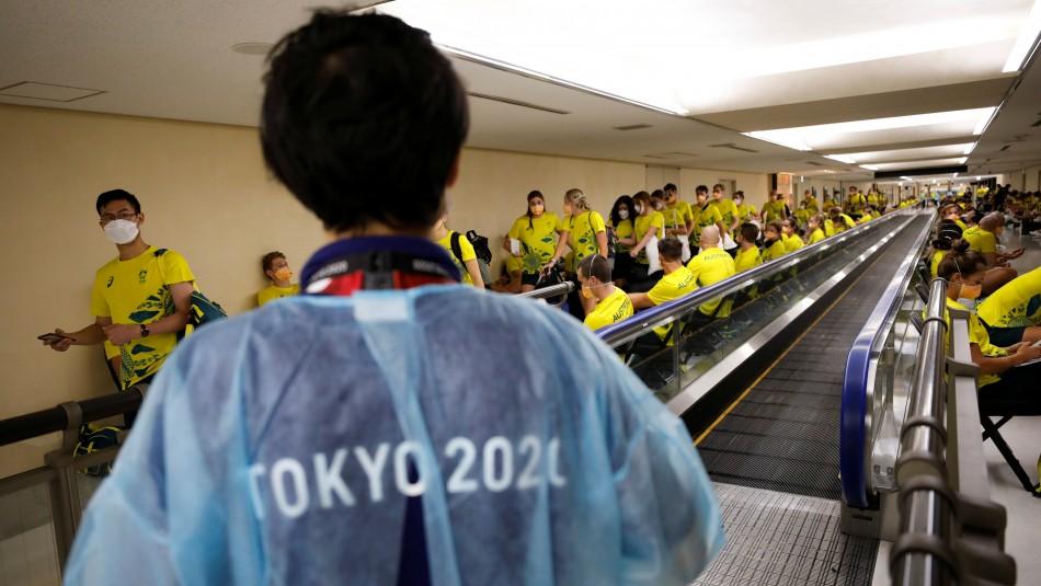 Juegos Olímpicos: Detectan primer caso de coronavirus en la villa de Tokio
